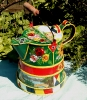 Repainted Antique Buckby Can