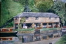 On the Brecon Canal - watercolours 35cm x 30cm