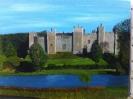 Framlingham Castle - acrylic SOLD